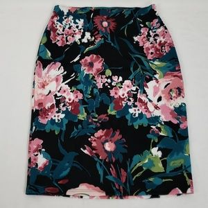 My Amelia James floral Manhattan pencil skirt